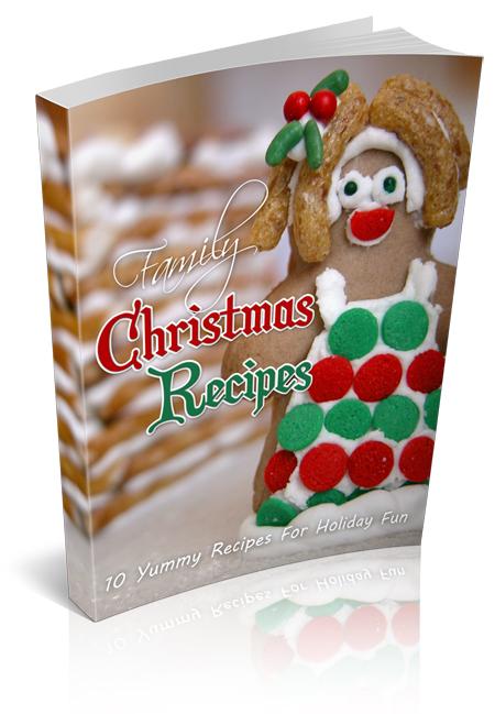 RR Family Christmas Recipes