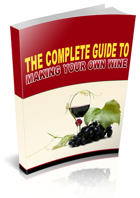 RR Guide Making Own Wine
