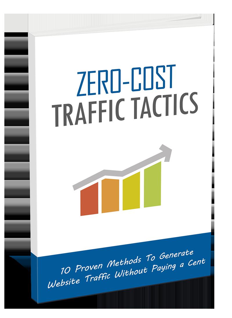 MRR Zero Cost Traffic Tactics
