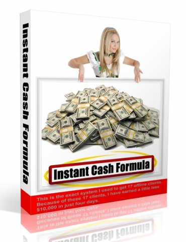 RR Instant Cash Formula