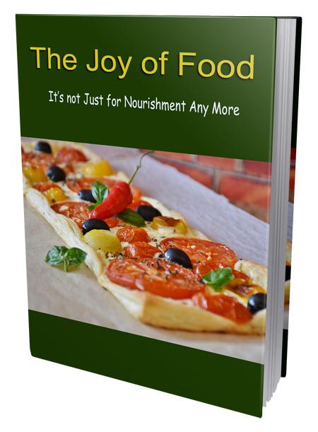 PLR joy of food