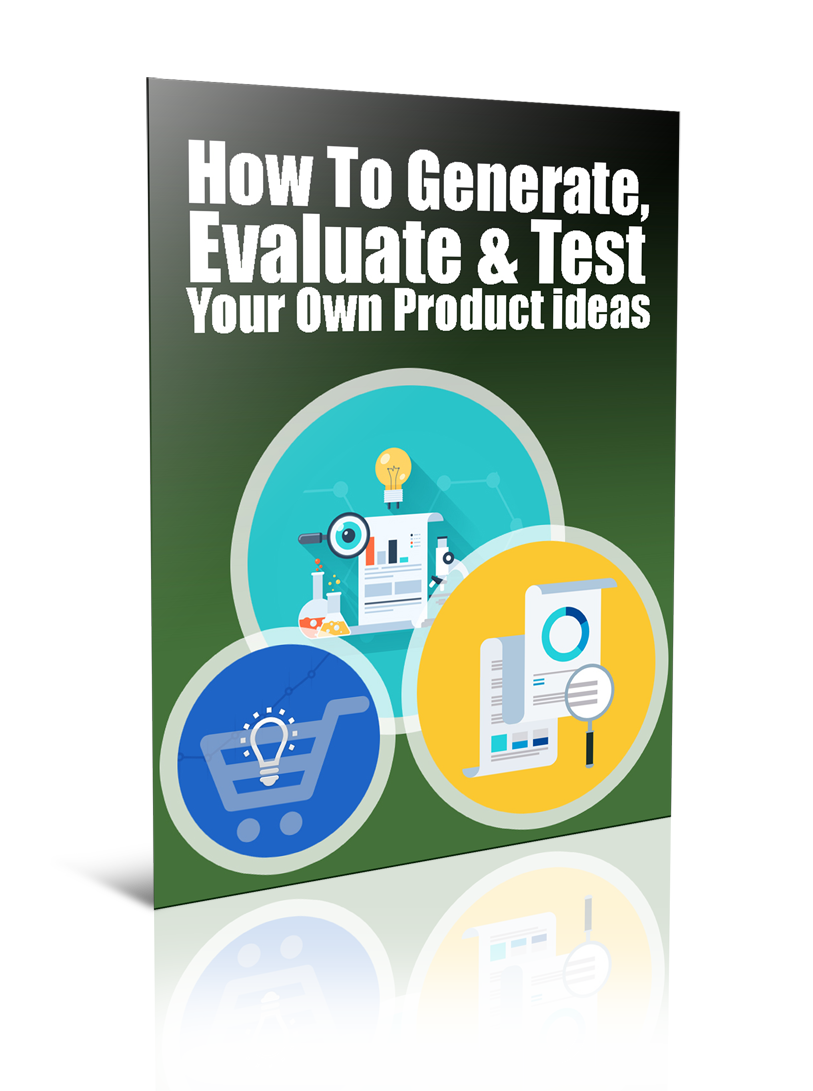 PLR Generate Test Product Ideas