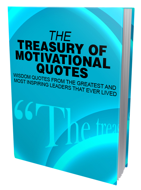 MRR Treas Motivational Quotes