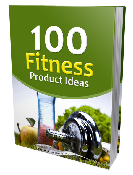 PLR 100 Fitness Product Ideas