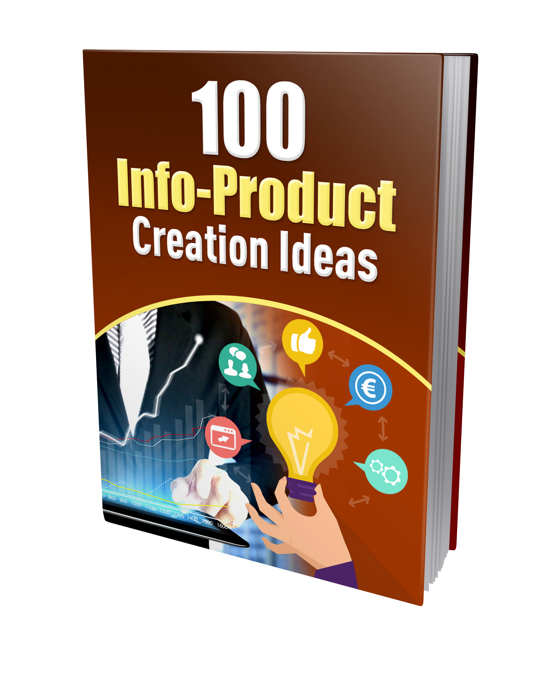 PLR 100 Info Products Creation Ideas