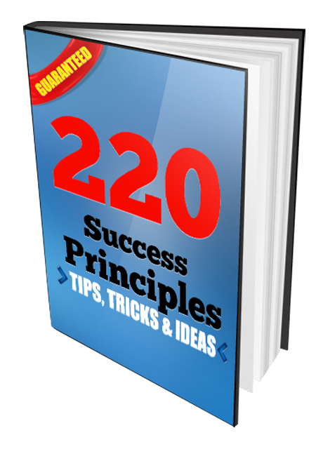 RR 220 Success Principles