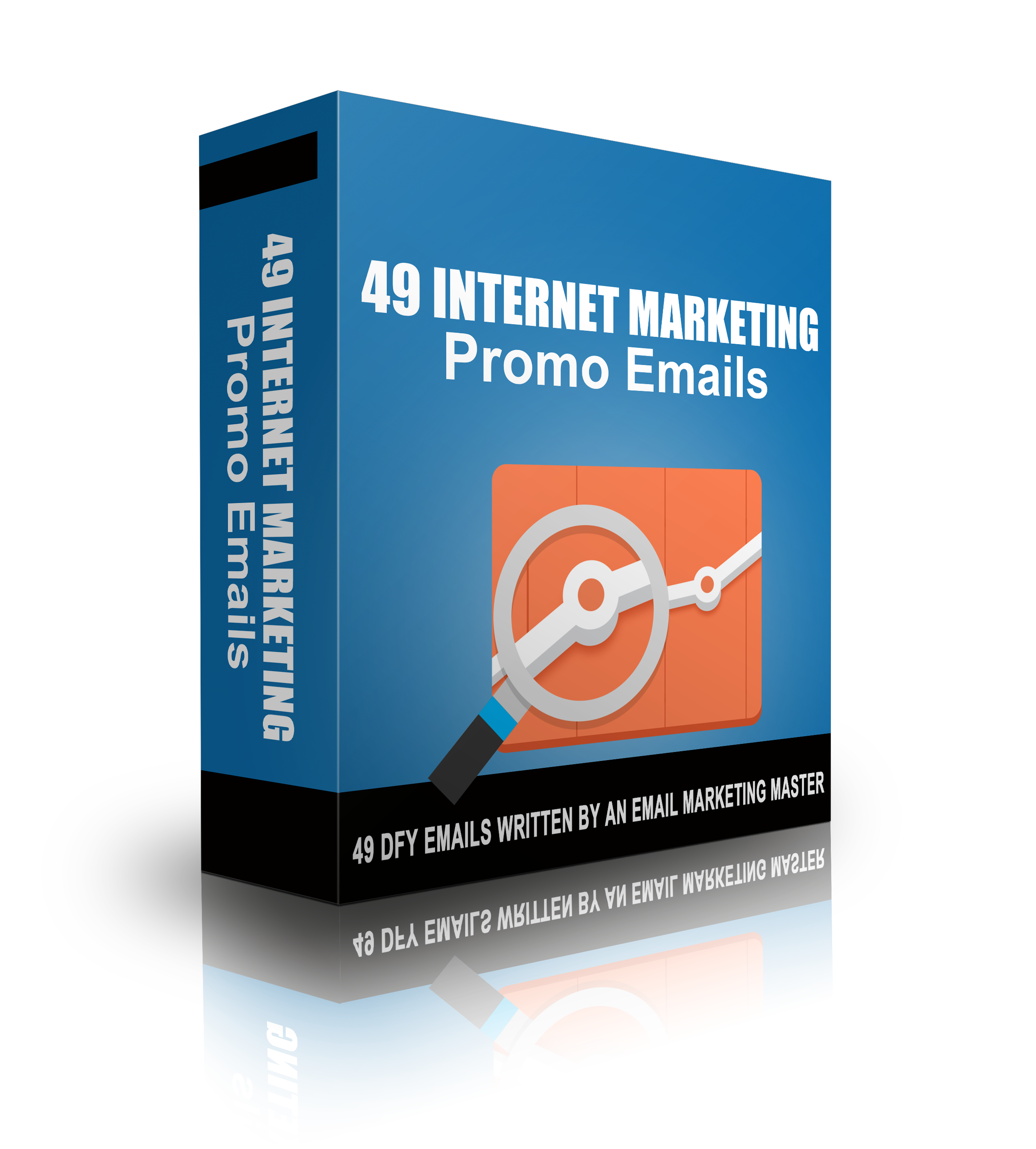 PLR 49 Internet Marketing Promo Emails