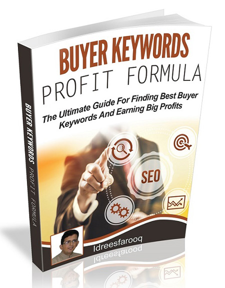 PLR Buyer Keywords Profit Formula