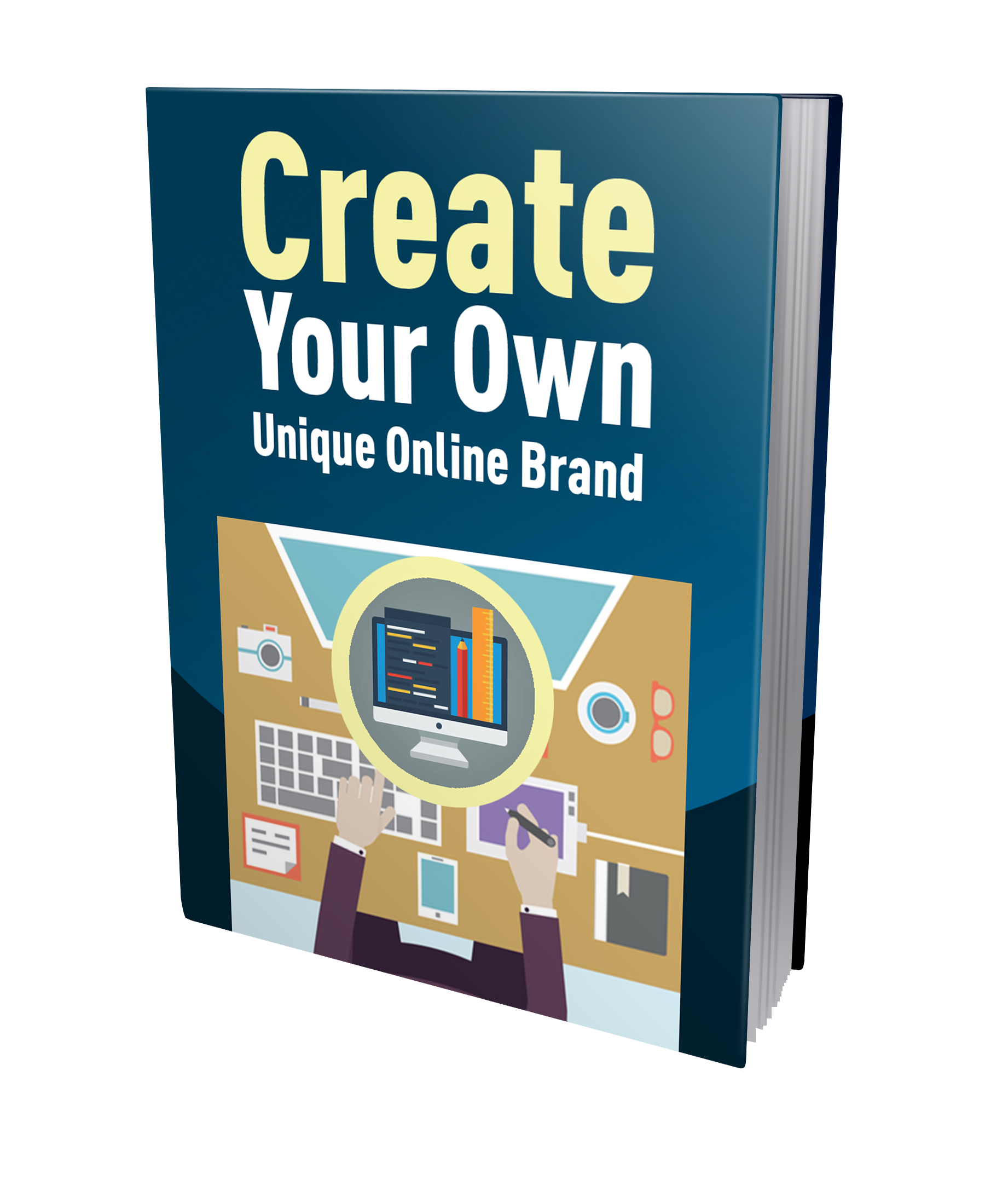 PLR Create Your Own Unique Online Brand