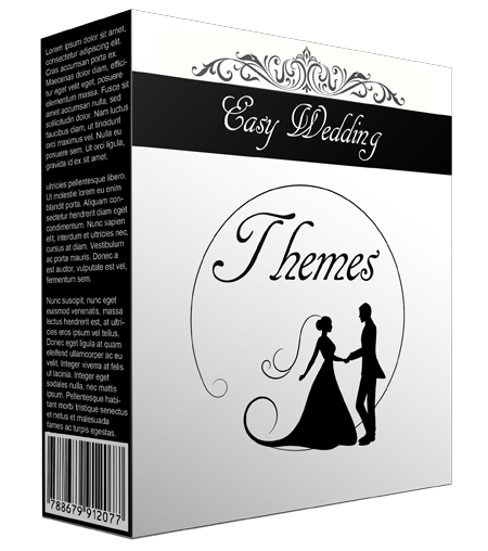 PLR Easy Wedding Themes