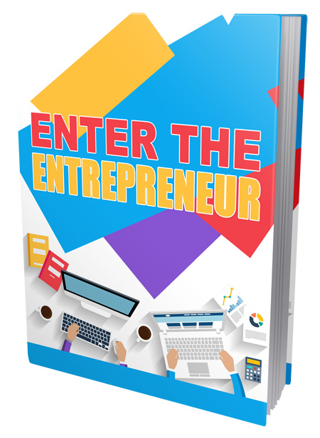 PLR Enter the Entrepreneur