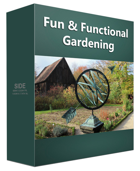 PLR Fun And Functional Gardening