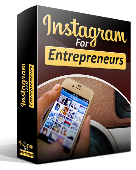 PLR Instagram For Entrepreneurs
