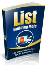 PLR List Building Mojo