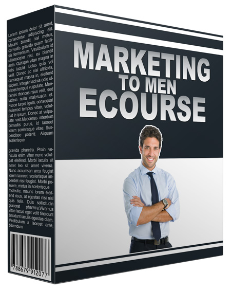 PLR Marketing To Men Ecourse