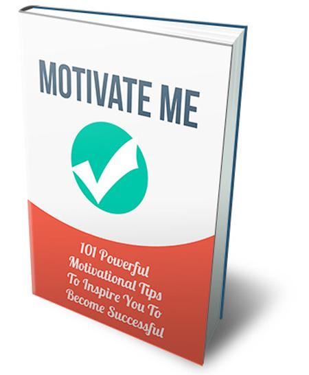 PLR Motivate Me