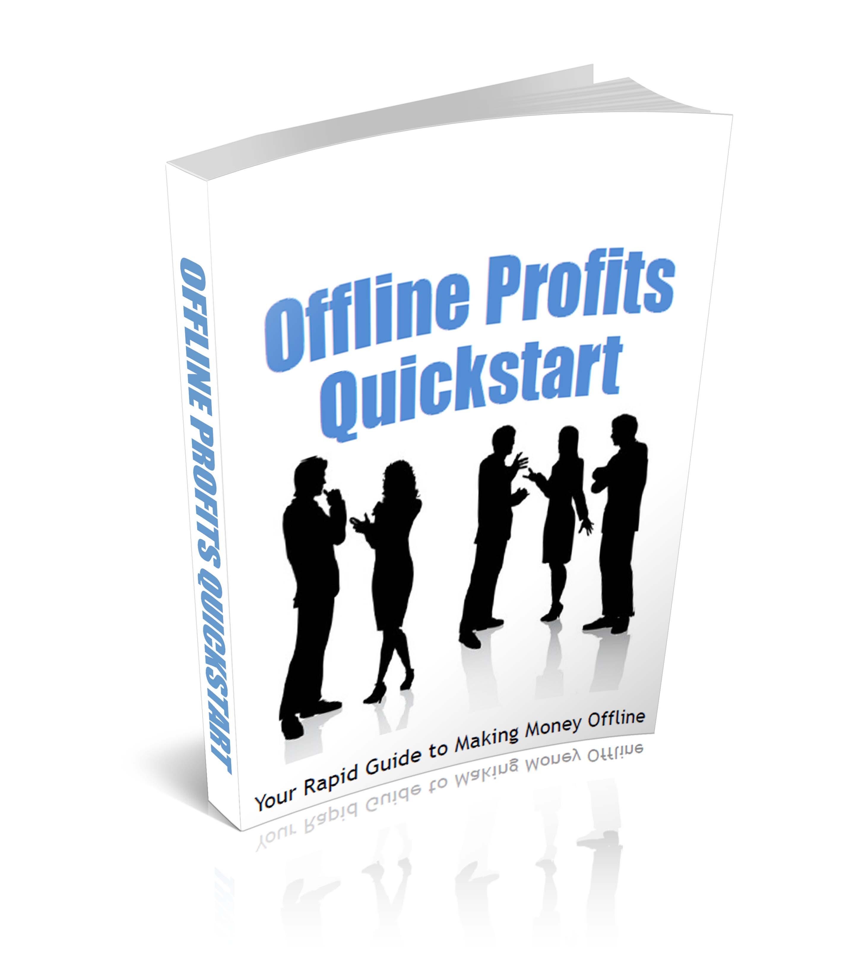 PLR MOffline Profits Quickstart