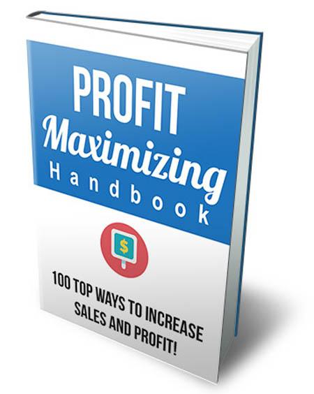 PLR Profit Maximizing Handbooks
