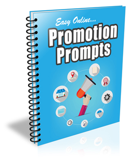 PLR Promotion Prompts
