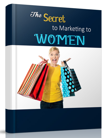 PLR Secret Marketing Woman