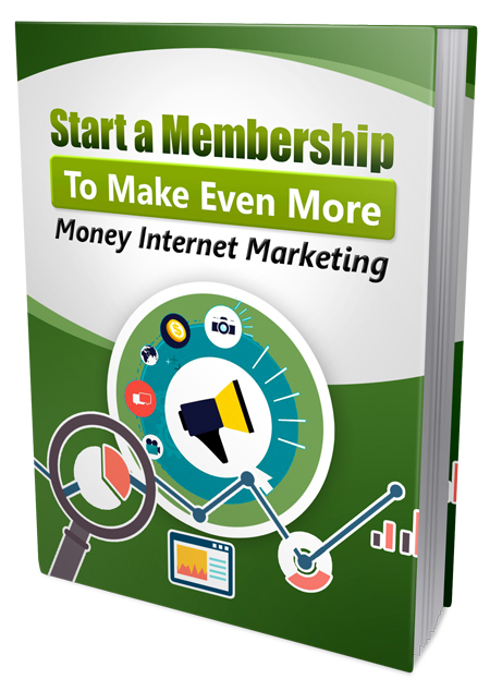 PLR Start A MemberShip