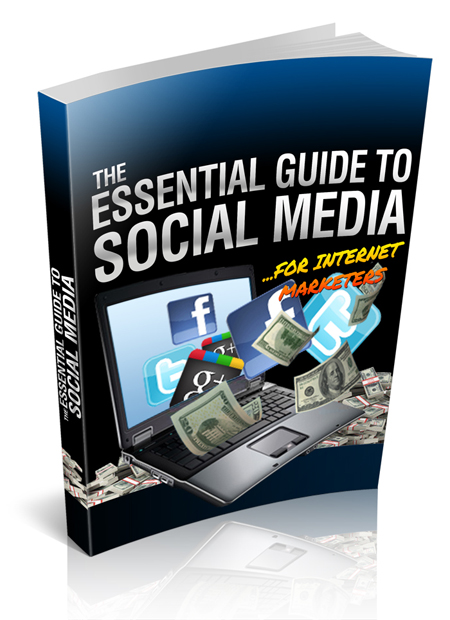 MRR The Essential Guide to Social Media