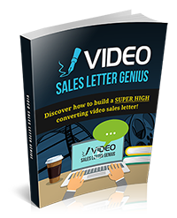 PLR Video Sales Letter Genius