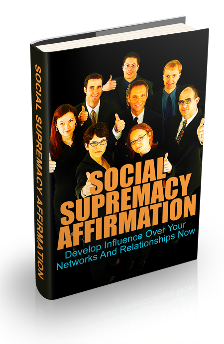 MRR Social Supremacy Affirmation