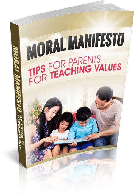 MRR Moral Magnifesto