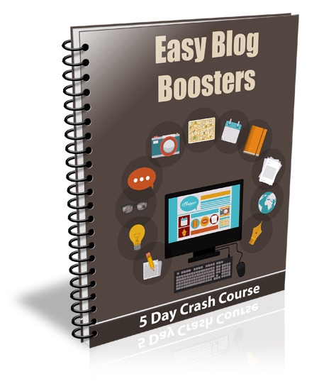 PLR Easy Blog Booster