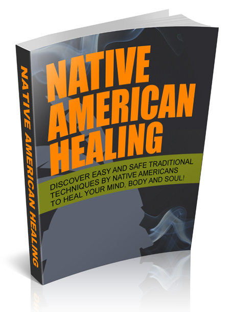 PLR Native American Healing