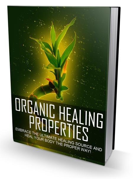 MRR Organic Healing Properties