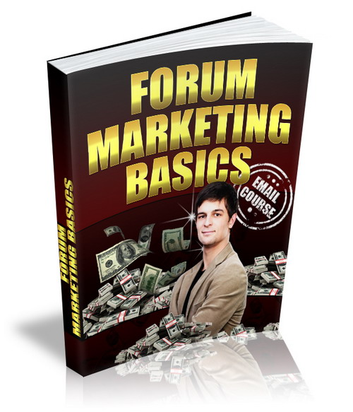 PLR Forum Marketing Basics