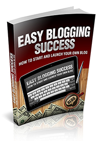 MRR Easy Blogging Success