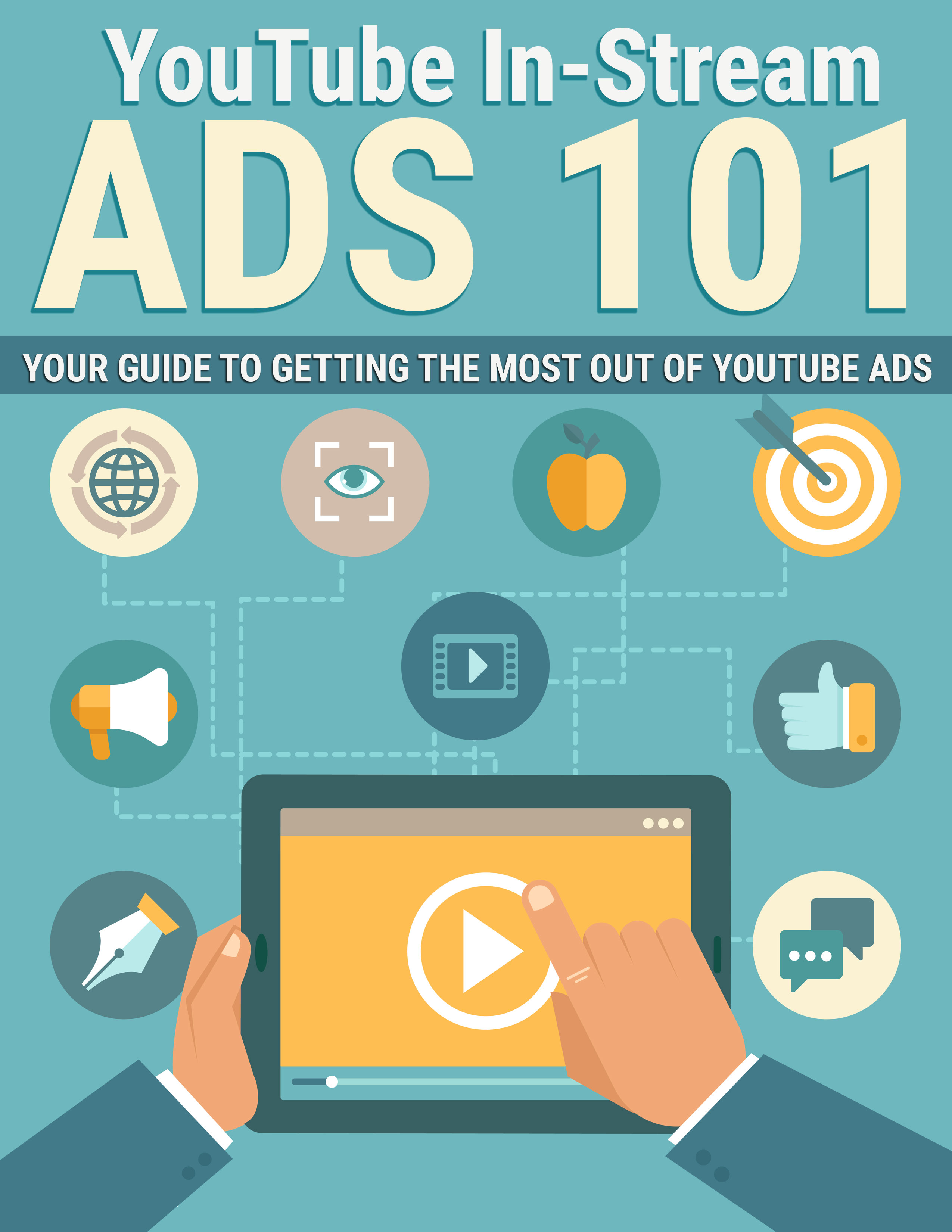 PLR You Tube In Stream Ads 101