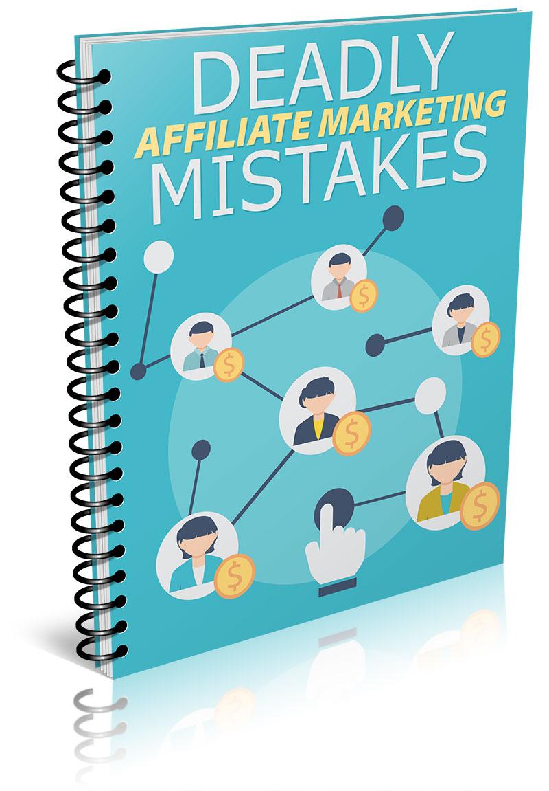 PLR Affiliate Marketing Mistakes
