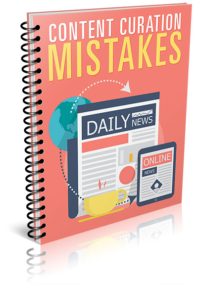 PLR Content Curation Mistakes
