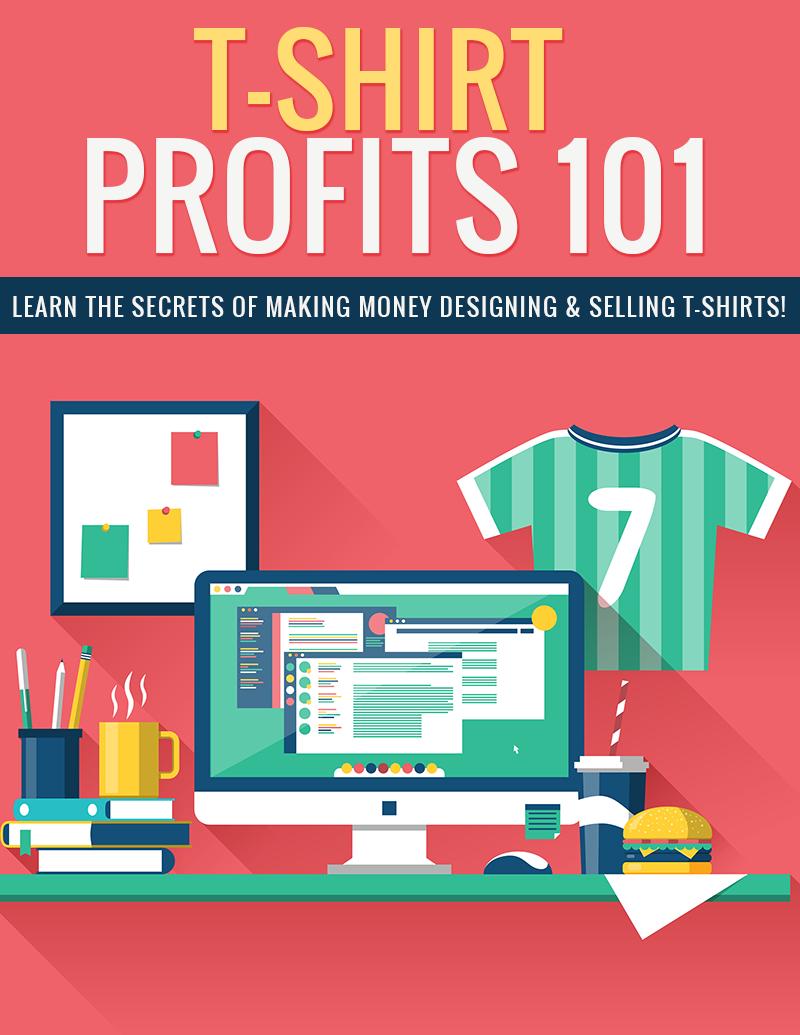 PLR Tshirt Profits 101