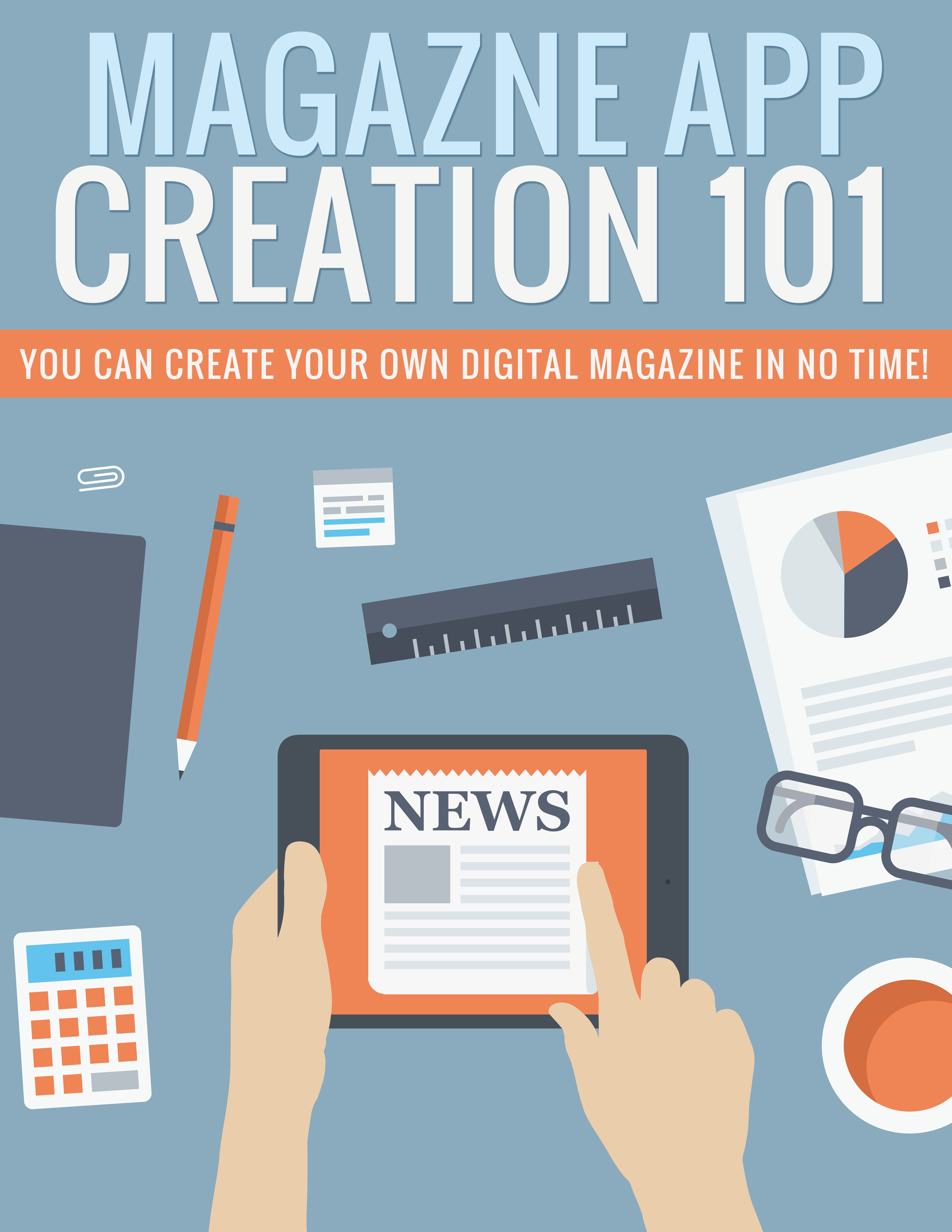 PLR Magazine App Creation 101