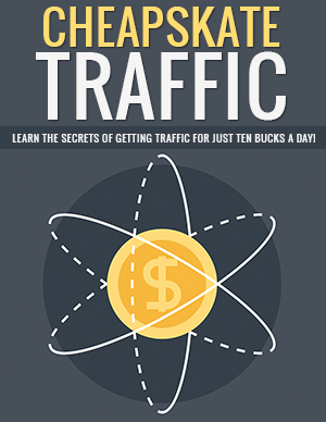 PLR Cheapskate Traffic
